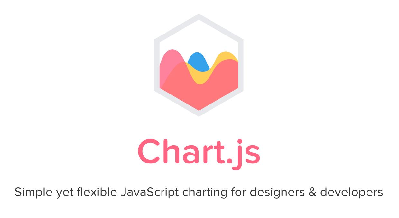 Chart.jsのロゴ
